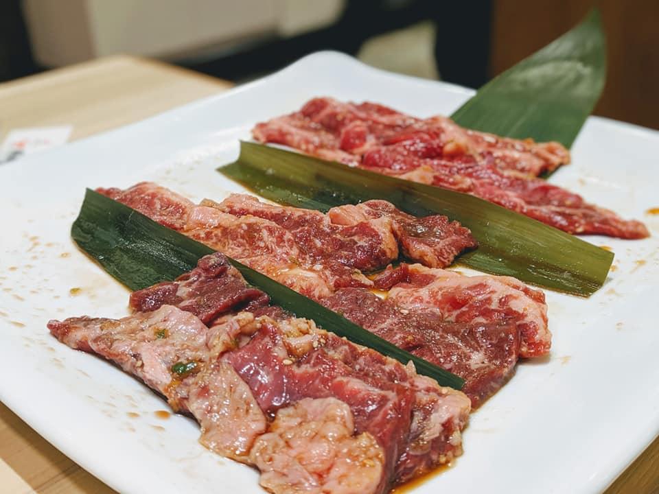 イノシシ肉焼肉