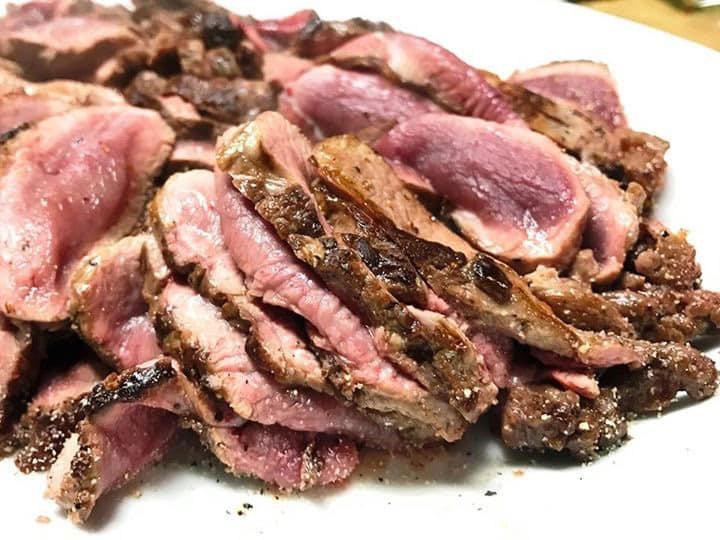 シシ肉食べ方